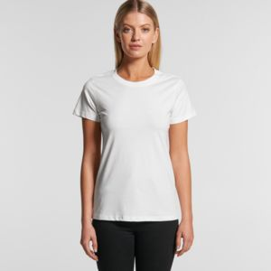 AS Colour - Women's  Maple ORGANIC Tee Thumbnail